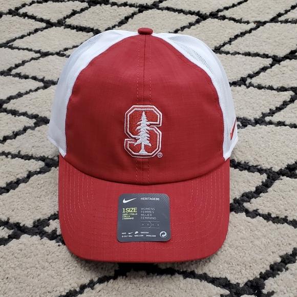 Nike Accessories - Nike Heritage 86 Stanford Cardinal Cap